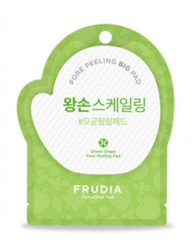 Pore Peeling Big Pad Green Grape Almohadilla Exfoliante