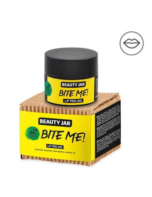Bite Me. Peeling para Labios con enzimas y karité.