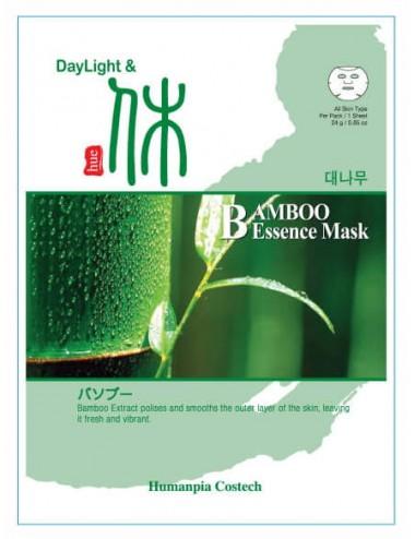 DayLigth & Hue Bamboo Essence Mask - Suavidad y Elasticidad