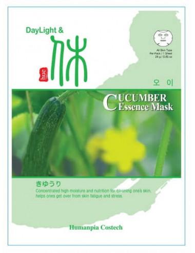DayLigth & Hue Cucumber Essence Mask - Refresca y Revitaliza