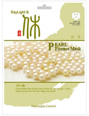 DayLigth & Hue Pearl Essence Mask - Antifatiga e Iluminadora