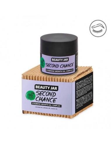 Second Chance. Aceite para crecimiento de cejas.