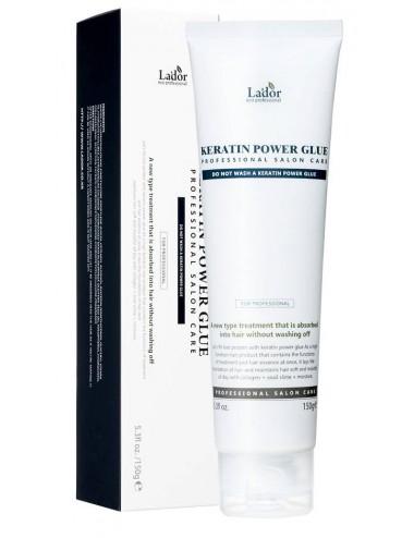 Tratamiento Intensivo para el cabello La'dor Keratin LPP Power Glue 150 gr