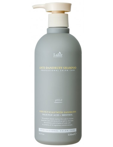 La'dor Anti-Dandruff Shampoo - Champú Anticaspa