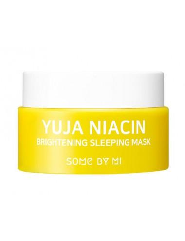 Yuja Niacin Brigthtening Sleeping Mask (15 g) Mascarilla Nocturna con Vitamina C