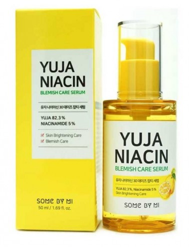 Some By Mi Yuja Niacin Blemish Care Serum 50ml - Antimanchas