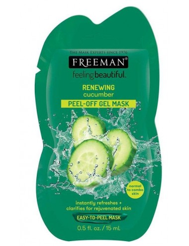 Renewing Cucumber  Peel-Off Mask- Refresca, calma y rejuvenece