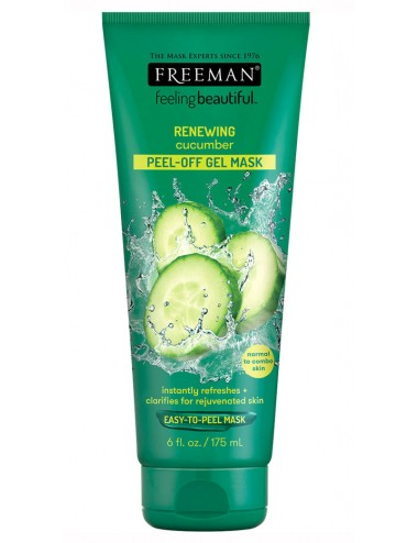 Renewing Cucumber  Peel-Off Mask 175 ml- Refresca, calma y rejuvenece