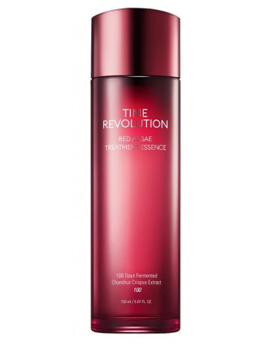 Time Revolution Red Algae Treatment Essence - Esencia Anti-edad