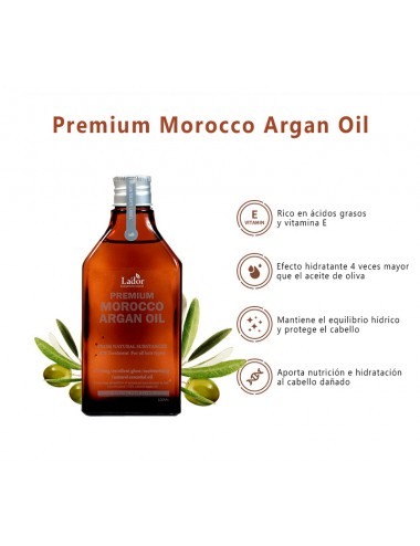 La'dor Premium Morocco Argan Oil Aceite Capilar