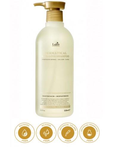 La'dor Dermatical Hair-Loss Shampoo - Champú Anticaida