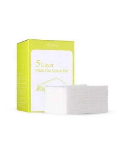 Benton 5 Layer Multi Use Cotton Pad- caja con 10 unidades