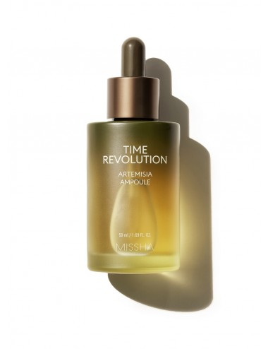 Missha Time Revolution Artemisia Ampoule - Piel Seca y Sensible