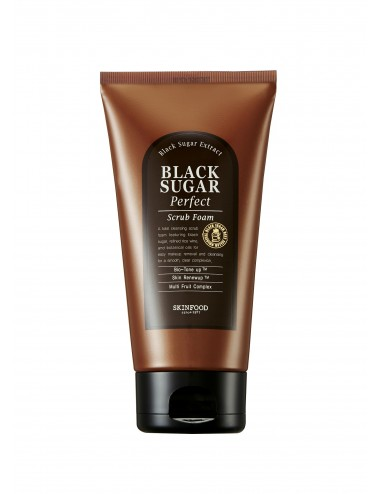 Skinfood Black Sugar Perfect Scrub Foam Espuma Exfoliante