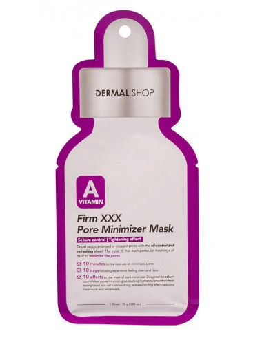 Dermal Pore Minimizer Mask Firm XXX. Control de Poros, con Retinol