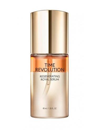 Missha Time Revolution Regenerating Royal Serum - Firmeza, Anti-edad