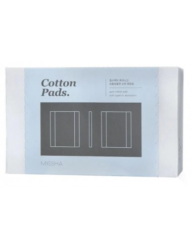 Missha Cotton Pads
