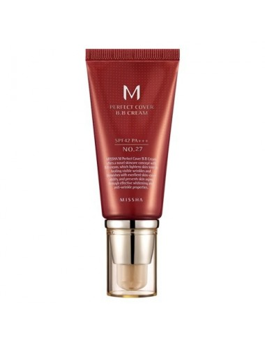 M Perfect Cover BB Cream nº 27 SPF 42 PA +++   50ml