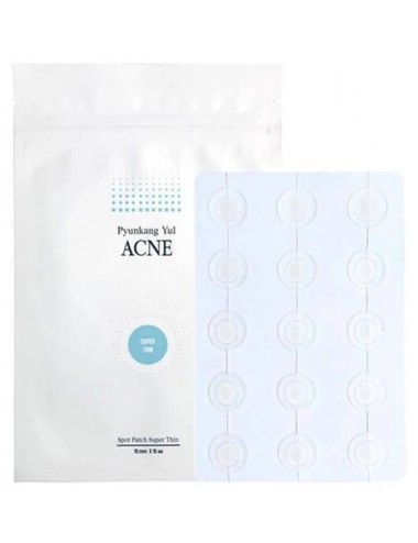 Pyunkang Yul Acne Spot Patch Super Thin Parches para acné