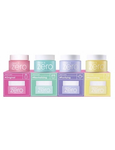 Banila CO Clean it Zero Cleansing Balm Special Kit