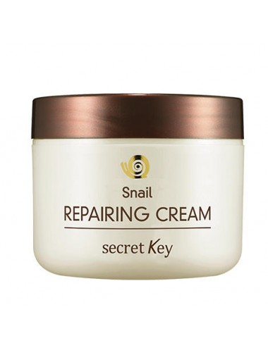 Secret Key Snail Reparing Cream Crema Hidratante y Revitalizante