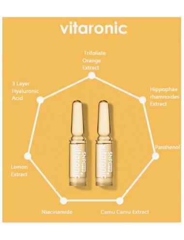 SNP Prep Vitaronic SOS Ampoule - Ampollas Revitalizantes con Vitamina C