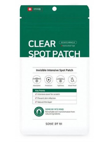Some By Mi SOMEBYMI 30 days Miracle Clear Spot Patch Parches Anti Acné