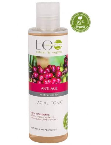 Facial Tonic Anti Age - Tónico Anti Edad con Ácido Hialurónico
