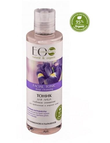 Facial Tonic Deep Cleansing - Tónico para Piel grasa y Acné