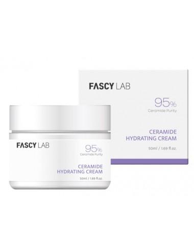 Ceramide Hydrating Cream - Crema con Ceramidas Antiarrugas, Calmante, Control de Poros