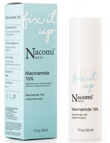 Fix It Up Serum anti imperfecciones con Niacinamida al 15% y Ácido Hialurónico