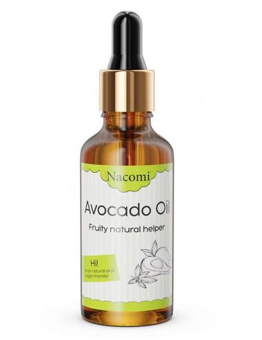Avocado Oil. Aceite de Aguacate 100% natural con pipeta