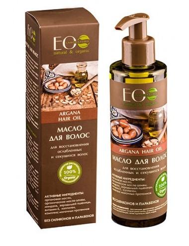 Argan Hair Oil- Aceite Capilar Orgánico con Proteinas y Colágeno