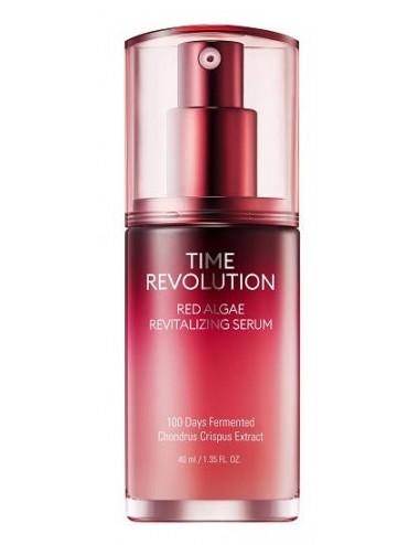 Time Revolution Red Algae Revitalizing Serum - Serum Anti-edad Reafirmante