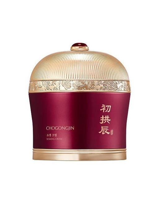 Missha Chogongjin Sosaeng Cream - Crema Anti Edad Premium