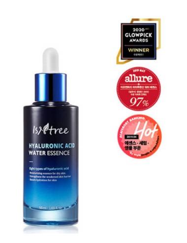 Isntree Hyaluronic Acid Water Essence - Esencia hidratante con Ácido Hialurónico