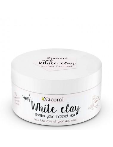 Nacomi Arcilla Blanca 100% natural