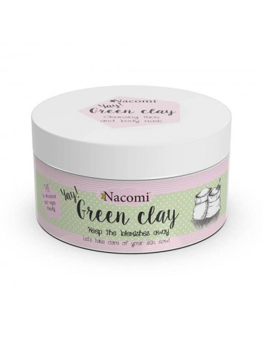 Nacomi Arcilla Verde 100% natural