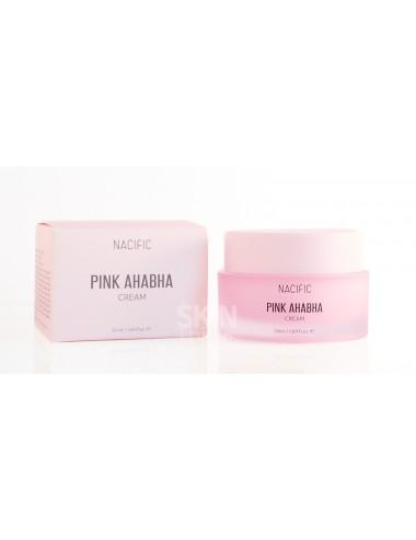 NACIFIC Pink AHA BHA Cream