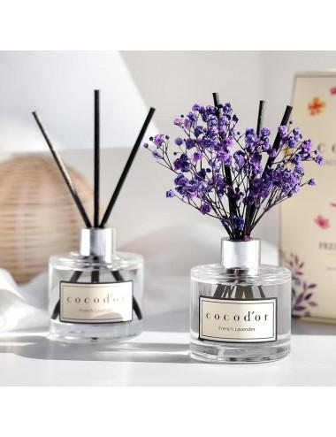 Difusor con Flores preservadas Diffuser Garden Lavender, Aroma de Lavanda 50ml