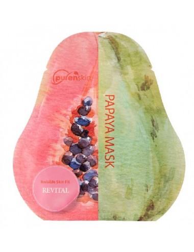 Purenskin Papaya Mask. Vitalidad y Cuidado de Poros