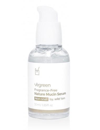 VEGREEN Nature Mucin Serum - Antiedad, regenerante, con mucina vegetal, sin perfume