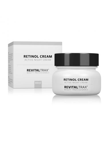 RevitalTrax - Crema de noche con Retinol 2% (60ml)
