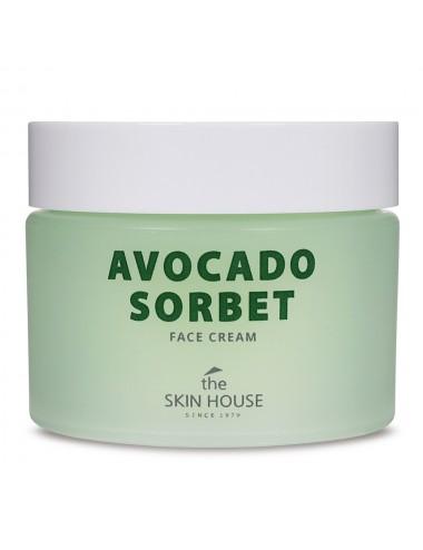 The Skin House Avocado Sorbet Cream (50ml) - Hidratación y Firmeza