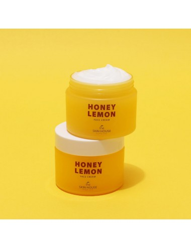 The Skin House Honey Lemon Cream (50ml) Anti-edad e Iluminadora
