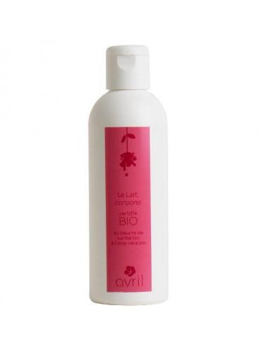 Crema Hidratante de Cuerpo Orgánica Certificada - Cosmética Natural