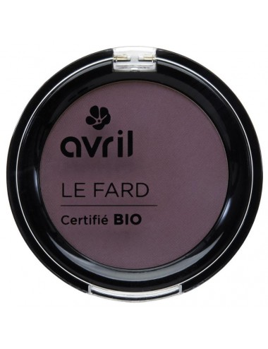 Sombra de Ojos PRUNE MAT Orgánica Certificada - Cosmetica Natural