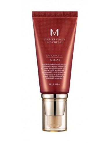 M Perfect Cover BB Cream nº 23 SPF 42 PA +++  - 50ml