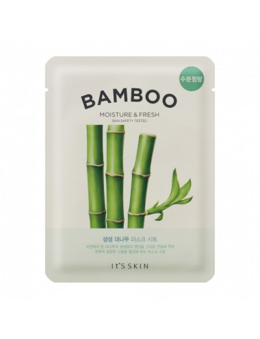 Mascarilla de Bambú It's Skin - The Fresh Mask Sheet - Bamboo 20ml