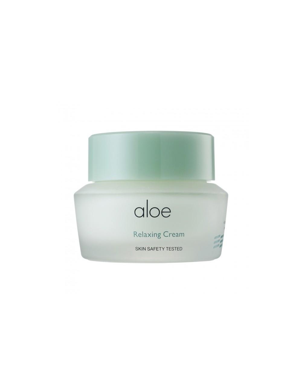 Crema Relajante con Aloe Vera It's Skin - Aloe Relaxing Cream